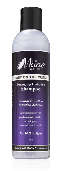 detangling shampoo - the mane choice
