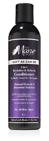soft as can be - the mane choice