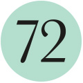 72 Hair