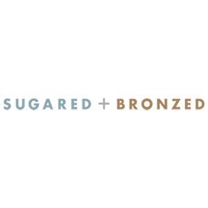 sugared and bronzed
