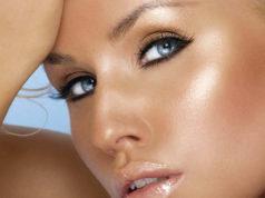 Bronze Makeup Look