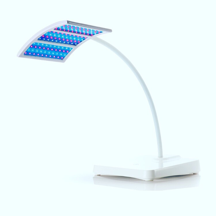bluemd light therapy trophy skin