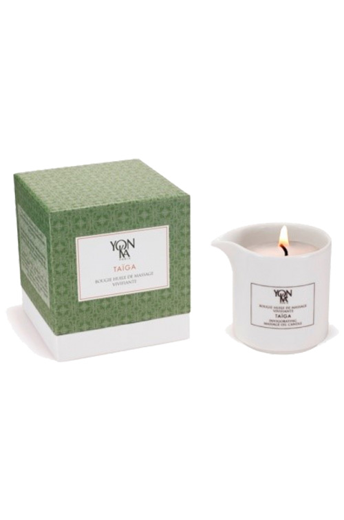 yon-ka paris taiga massage candle