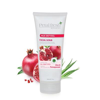 Petal Fresh Age-Defying Facial Scrub