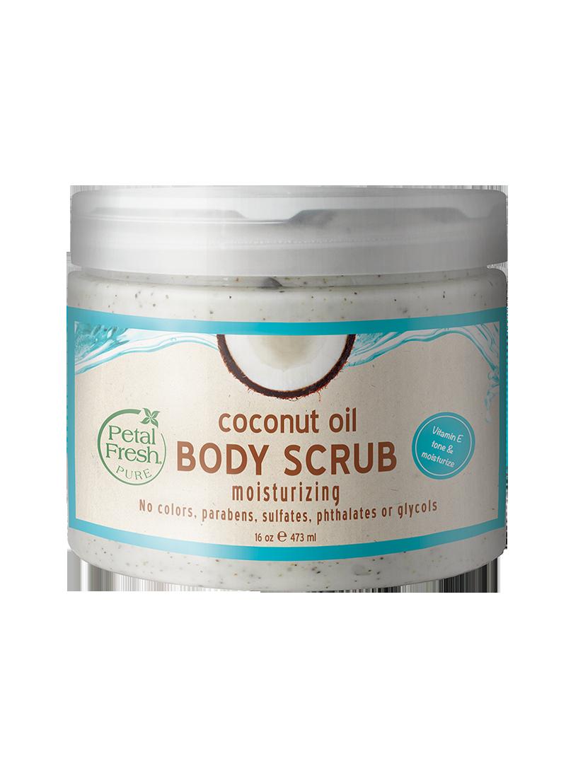 Petal Fresh Coconut Body Scrub