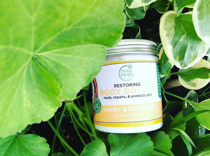Petal Fresh Body Butter