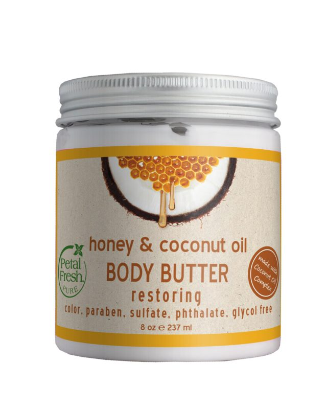 Petal Fresh Honey and Coconut Body Butter