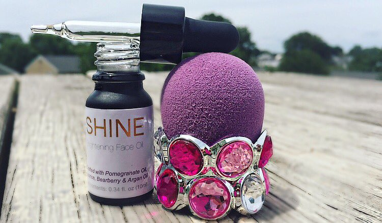 Amalie Beauty Shine Brightening Oil