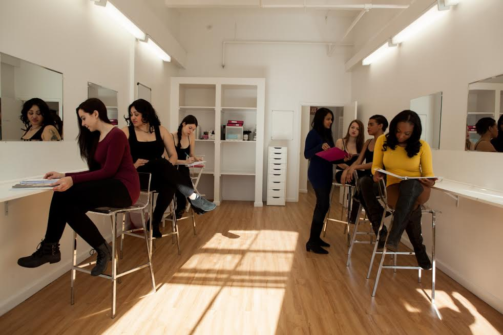 best makeup school nyc