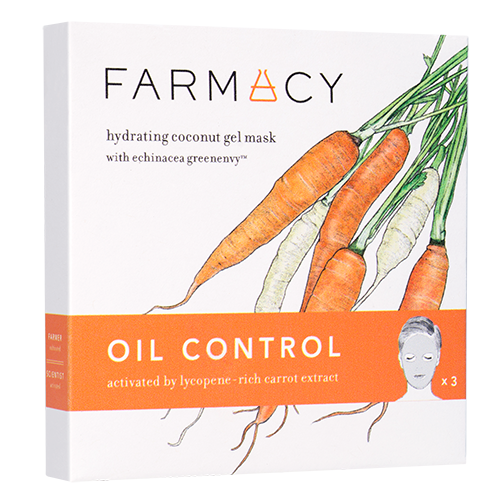 Farmacy beauty Oil control gel mask