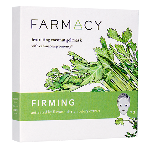 Farmacy beauty firming gel mask