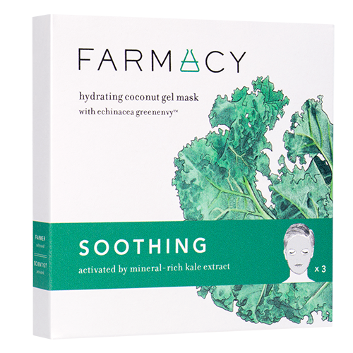 Farmacy beauty soothing gel mask