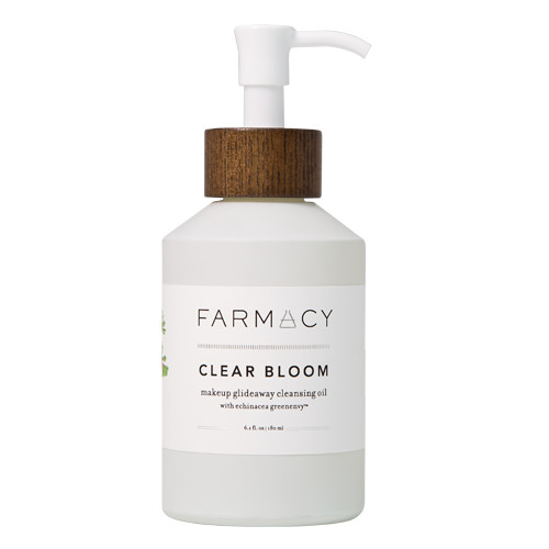 Farmacy Beauty Clear Bloom cleansing oil