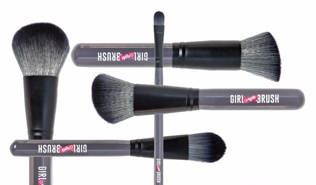 Girl Meets Brush