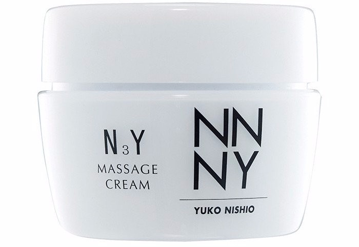 nnny massage cream facial mask