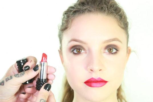 red carpet lips video tutorial