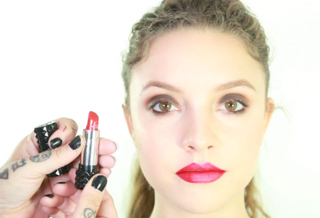 red carpet lips video tutorial