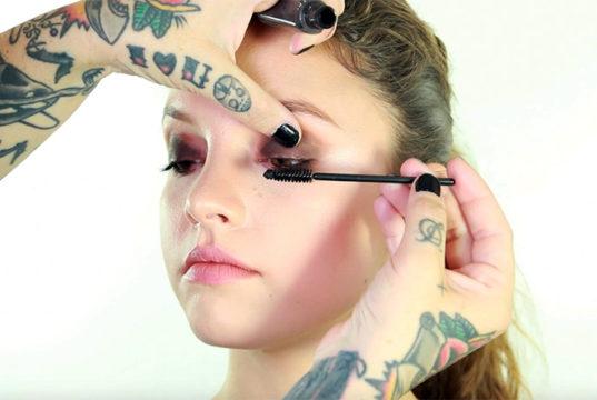 smokey eyes makeup