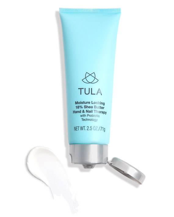 TULA Moisture Locking Shea Butter Hand and Nail Therapy