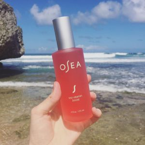 osea vitamin boost antioxidant spray