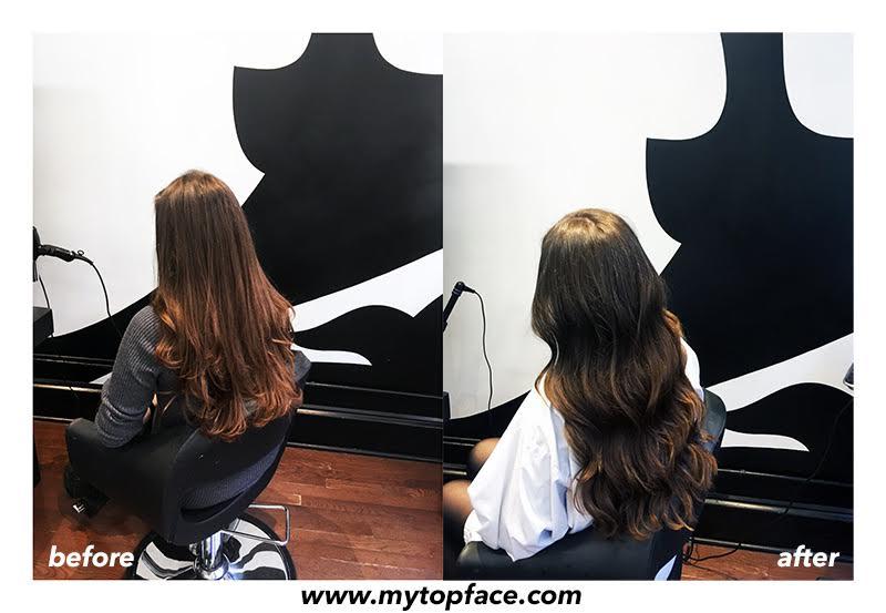 Alibi Salon NYC best haircut