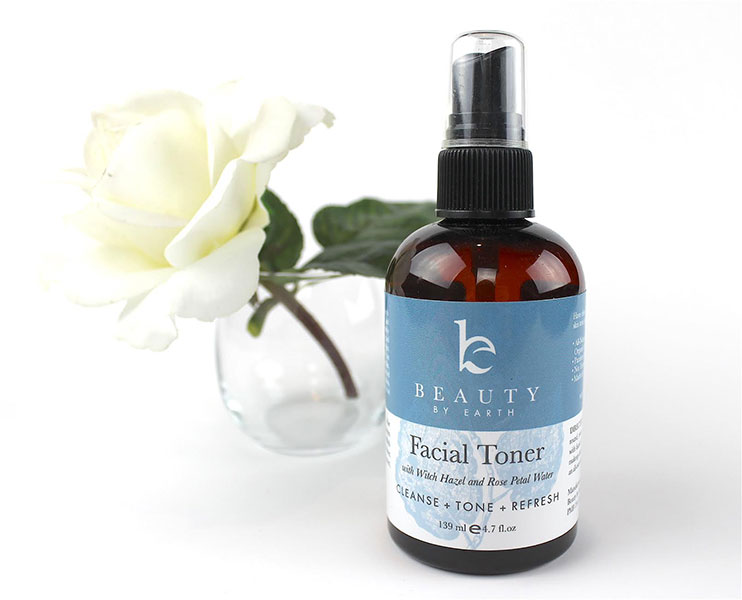 Beauty By Earth Facial Toner