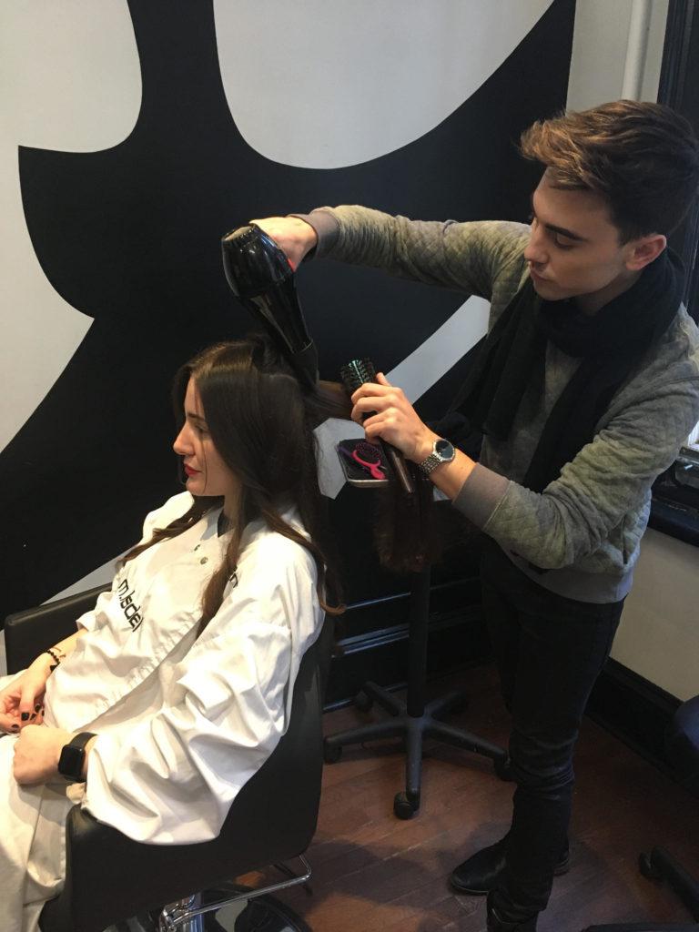 Alibi Salon best haircut NYC