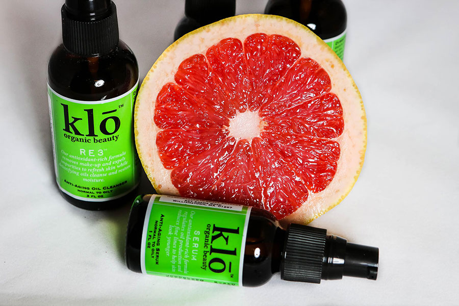Klō Organic Beauty Oil Cleanser and Anti-aging Serum