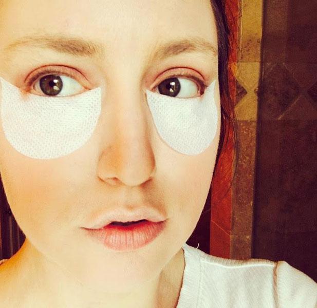 Shadow Shields Flawless Makeup Application