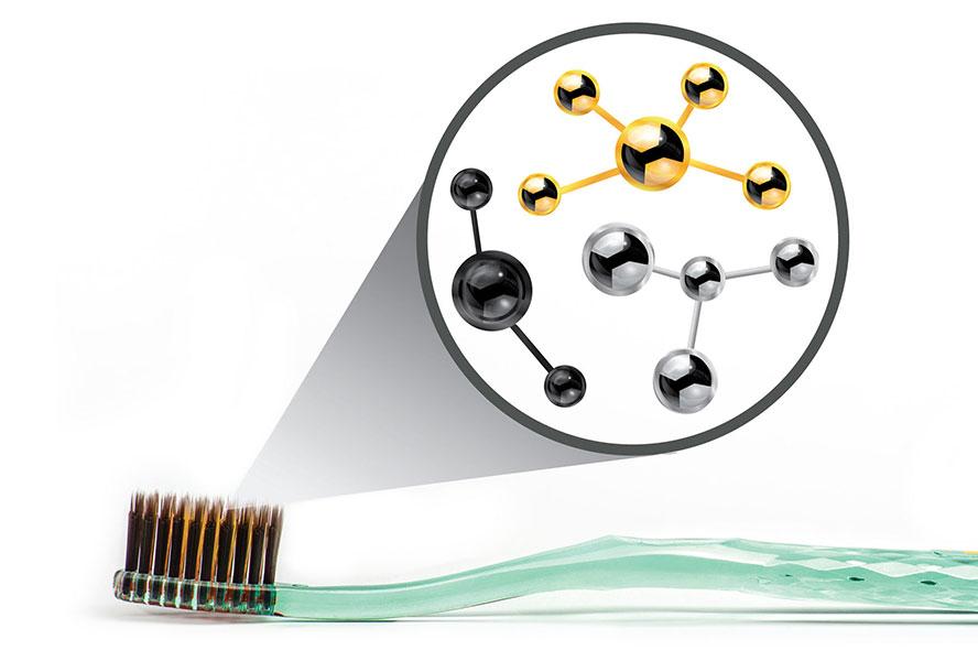 Nano-b Antibacterial Toothbrush