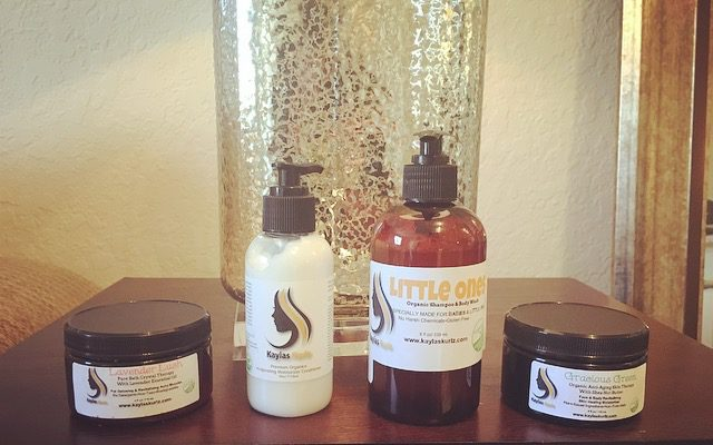 Kayla's Kurlz Organic Skin and Haircare