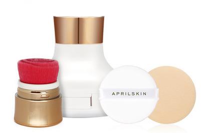 AprilSkin Rose Glow Moisture Glam Foundation