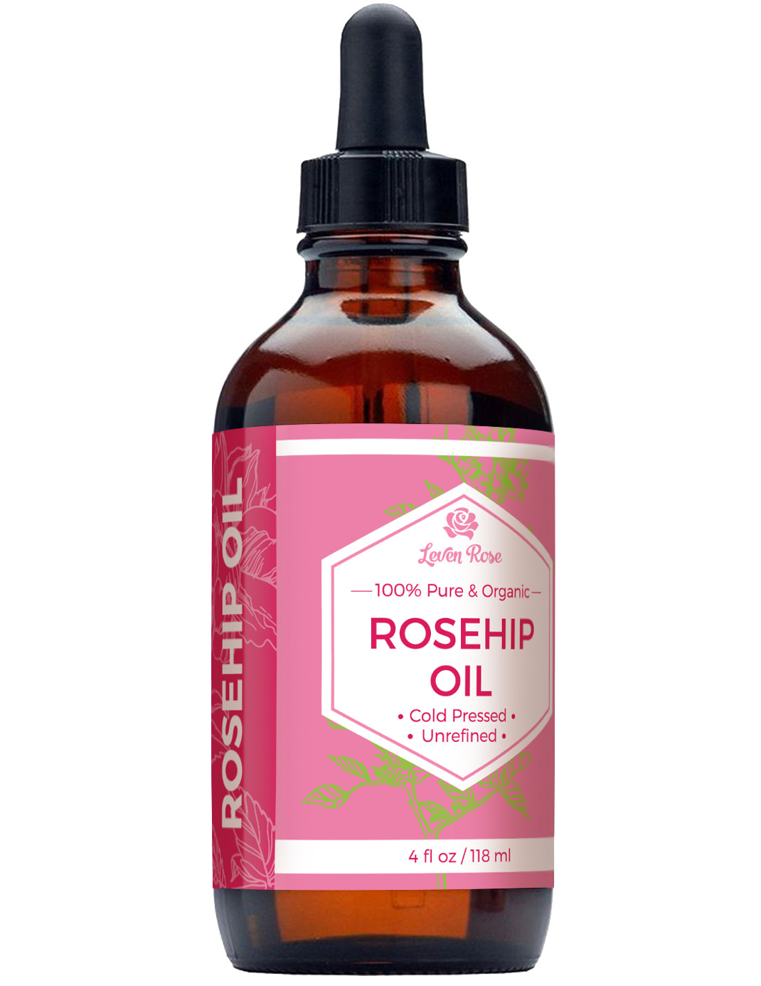 Leven Rose Rosehip Seed Oil