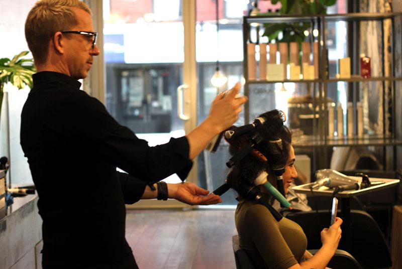 FRED Salon Haircut