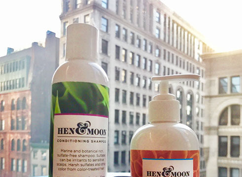 hen and moon products