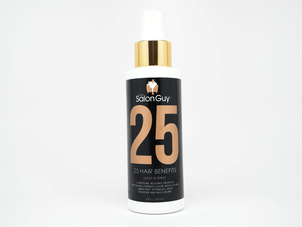 25 Leave-In Treatment Spray The Salon Guy