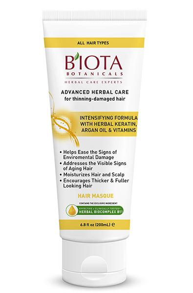 Advanced Herbal Care Intensifying Formula Hair Masque