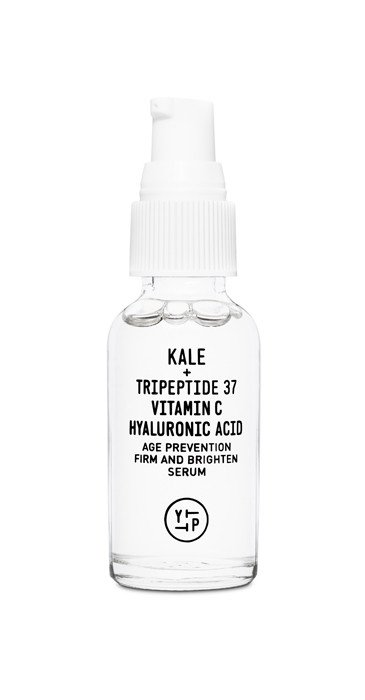 Youth To The People Kale + Tripeptide 37 + Vitamin C + Hyaluronic Acid age prevention and brightening serum