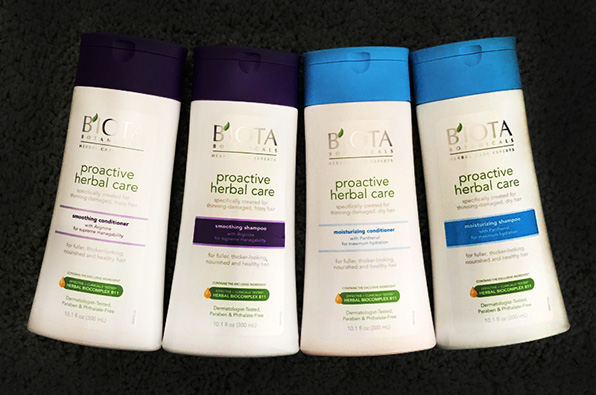 Proactive Herbal Care Moisturizing Shampoo and Conditioner