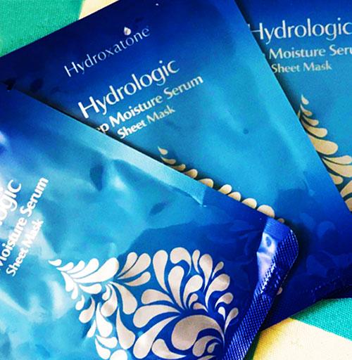 Hydrocatone Hydrologic Deep Moisture Serum Sheet Mask