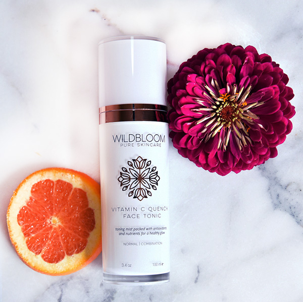 Wildbloom Vitamin C Quench Face Tonic