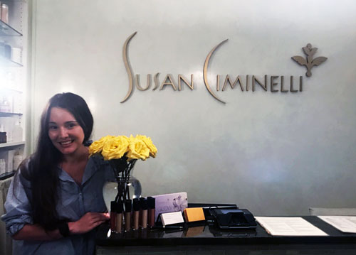 Susan Ciminelli Beauty Routine