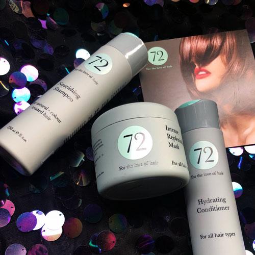 72 Hair Care