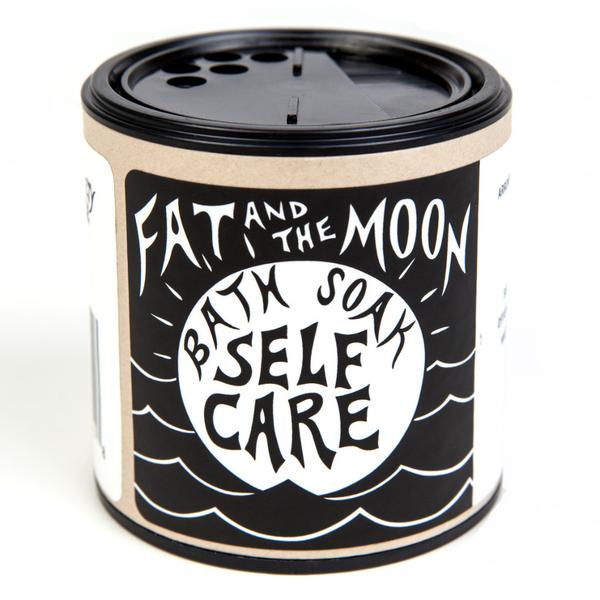 Fat And The Moon Bath Soak Self Care