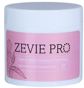 Zeevie Organic Herbal Hydration face Mask