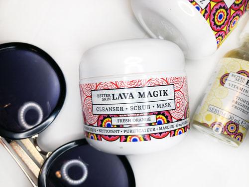 Better Skin Co Lava Magic Cleansing Scrub Mask