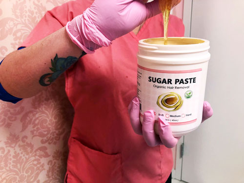 Sugaring NYC Sugar Paste