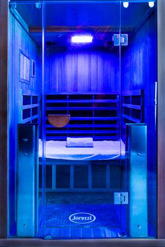 NYC Infrared Sauna HigherDOSE