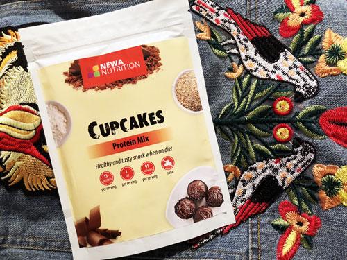 Newa Nutrition Protein Cupcake Mix