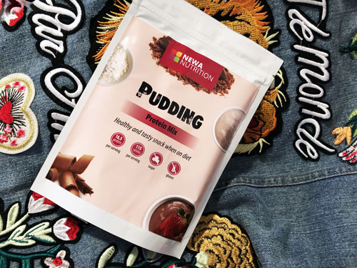 Newa Nutrition Pudding Protein Mix